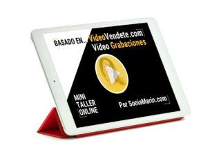 Vídeo Grabaciones con Camtasia