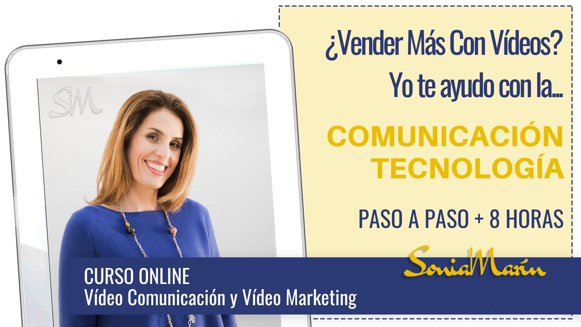 Curso Online de Video Comunicacion y Video Marketing